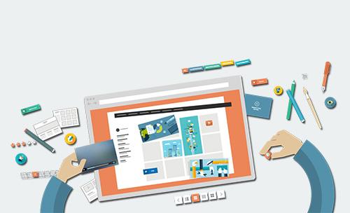 ساخت وب سایت اینترنتی