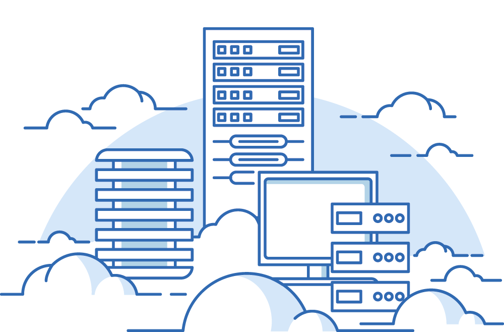 خدمات مدیریت سرور مجازی